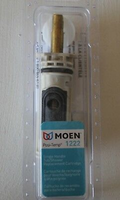 Moen 1222 Single-Handle Posi-Temp Replacement Cartridge