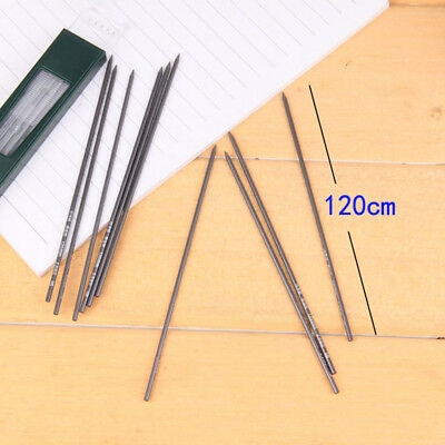 10pc 2B/HB 2mm Mechanical Pencil Lead Refill 120mm Length Pencil Replacement New