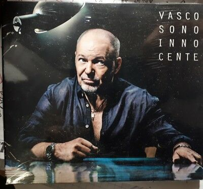 Vasco Rossi - Sono Innocente - Cd Sigillato (Sealed) Digipak