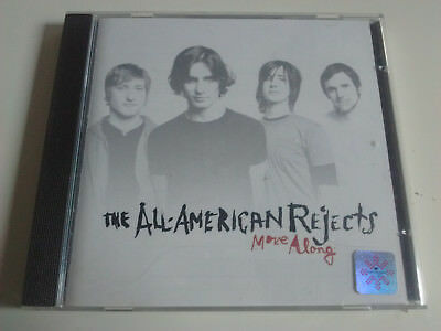 The All-American Rejects - Move Along [Bonus Tracks] CD VG+