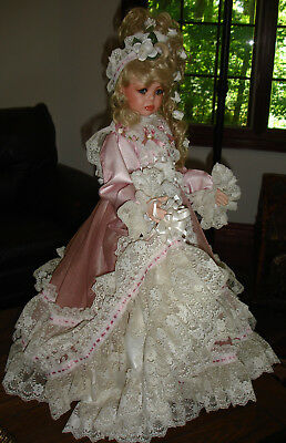 "Gorgeous Unique Design Rustie Doll ""bailey"" With Wrist Tag - Excellent!!!"