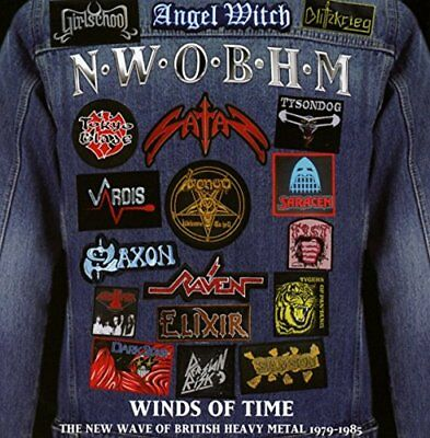 Winds Of Time ' The New Wave Of British Heavy Metal [CD]