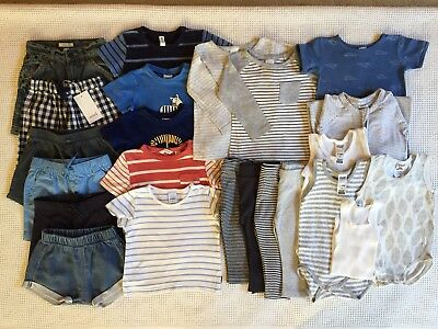 Country Road, Seed, Bonds, Dymples, Target Boy's Bundle Size 12-18 Months