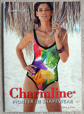 Catalogue Grand Format Lingerie Charmline 2017 42x30 NEUF