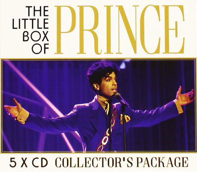 Prince : The Little Box of Prince CD (2018) ***NEW***