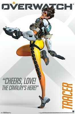 rp15789 22x34 Overwatch Group POSTER