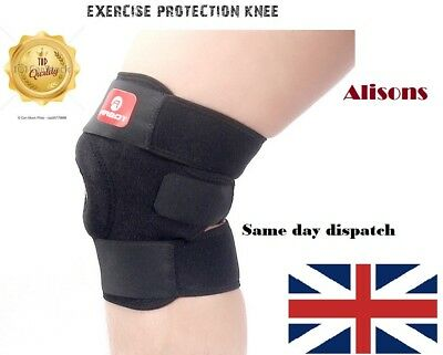 Adjustable Patella Knee Tendon Strap Protector Guard Support Pad Brace UK