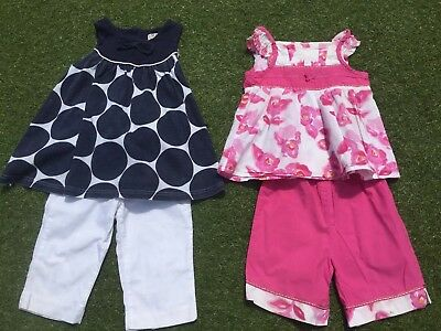 Girls Summer Clothes 18-24 Months 28 Items Next M&Co m&s