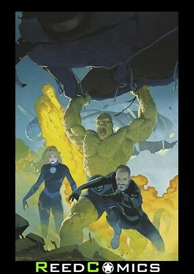 FANTASTIC FOUR #1 RIBIC VIRGIN 1:100 VARIANT New Bagged and Boarded Sent In Box
