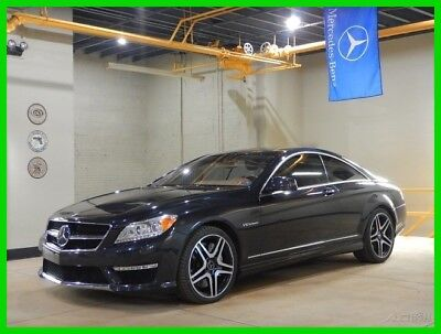 Mercedes-Benz CL-Class CL 65 AMG® 2013 CL 65 AMG Used Turbo 6L V12 36V Automatic RWD Coupe Premium