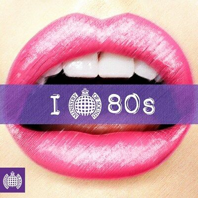 I Love 80s - Various Artists (Album) [CD]