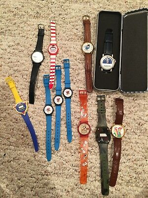 11 Vintage advertising Watches