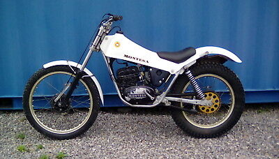 montesa cota 200 twinshock trials bike
