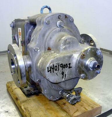 Waukesha 5050 Rotary Positive Displacement Pump, Stainless (44019002)