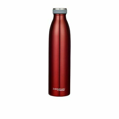 NEW Thermos Thermocafe Vacuum Insulated Bottle 750ml Red (RRP $30)