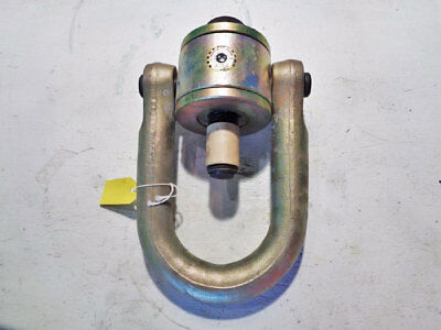 "Crosby Swivel Hoist Ring 1-1/2"" - 6"" Unc X 6.75"", Stock#: 1016986"