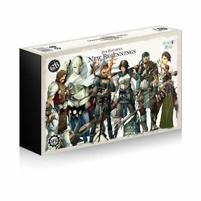 Guild Ball: The Faithful: New Beginnings