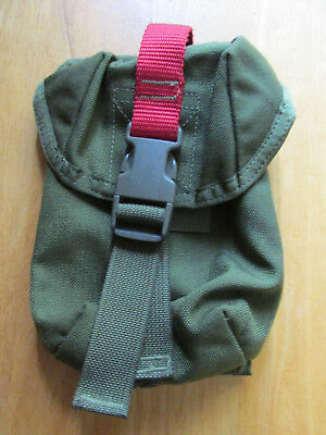 Spec.-Ops. Brand, Small Utility/ Medic MOLLE pouch, OD green