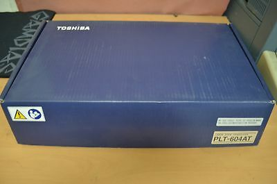 Toshiba Xario PLT-604AT 6MHz Linear Transducer Ultrasound Probe