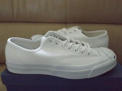 7a0d8cf4c661 Converse Jack Purcell Men s Shoes Low Top Signature OX Canvas White 147564C  NEW