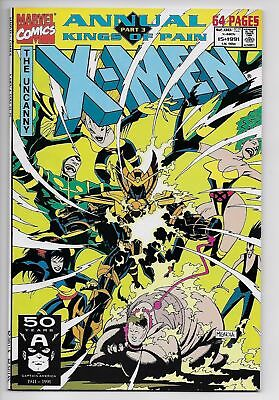 Uncanny X-Men Annual #15 (Marvel, 1991) VF/NM