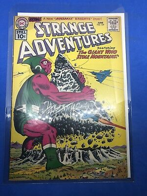 Strange Adventures 1st Series No. 129 June 1961 DC Infantino $0.10 The Giant who