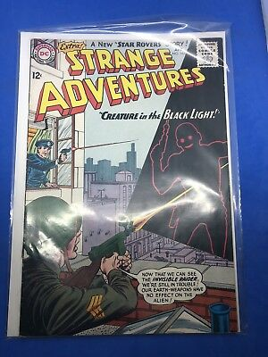 Strange Adventures 1st Series  No. 163 April 1964 DC Infantino $0.12 Creature in
