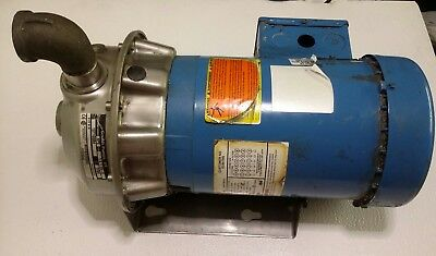 1St1G5B4 Goulds Stainless Steel Centrifugal Pump