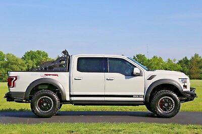 2017 Ford F-150 RAPTOR 2017 FORD F150 SHELBY BAJA RAPTOR 525HP 1K MILES AVALANCHE GRAY 4X4 BUY IT NOW