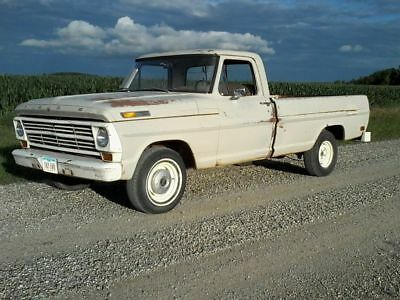 1968 Ford F-100  ford