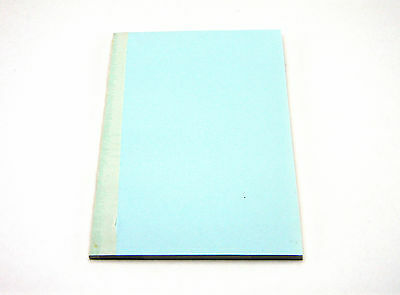 """NEW BOORUM & PEASE OLD STYLE ADDRESS BOOK 5"""" x 8"""" IVORY REFILL"""