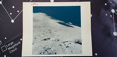 AS15-87-11753 Apollo 15 Orig Photo Red# 1 Handwritten over 3