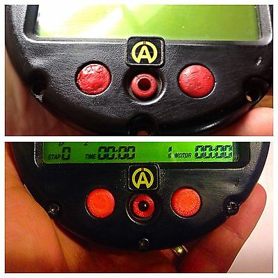 Alfano Kart Lap Timer Replacement Buttons And IR Seal