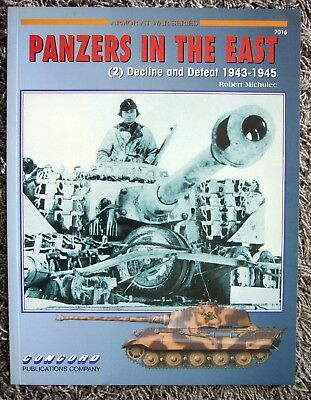 Concord Publications Panzers in the East Decline and Defeat (2)  Nr 7016