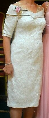 mother of bride dress, beautiful condition worn once