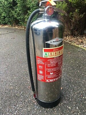 Fire extinguisher 9ltr stainless
