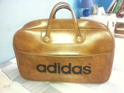 OLD 1970s ADIDAS BAG FOR FOOTBALL OR SPORTS