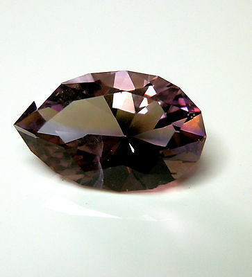 Natural Ametrine fancy cut gem...11.25 Carat