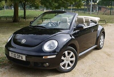 VW BEETLE CABRIOLET 1 8T, beautiful condition, warrantied engine, fast and  fun