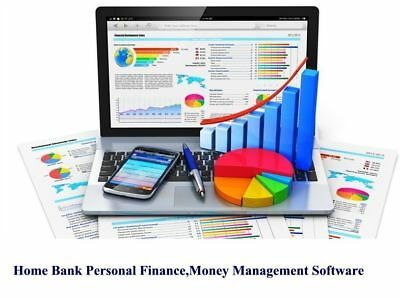 Personal Accounting Software For Manage Personal Accounts & Finances