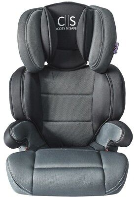 NEW Cosy N Safe High Back Booster Car Seat Without Harness Group 2/3 - Apache