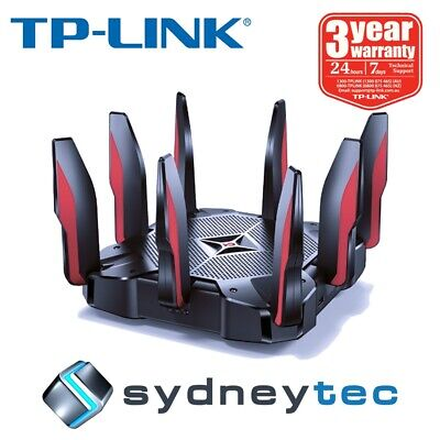 New TP-Link Archer C5400X MU-MIMO Tri-Band Gaming Router