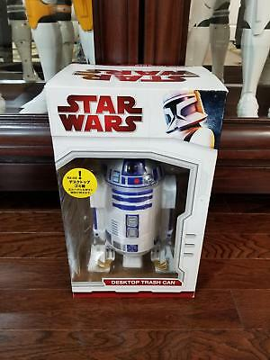 Star Wars R2-D2 Desktop Trash Can Made in 2009 by Heart (NEW, BOXED & SEALED)