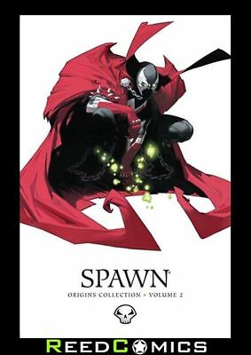 SPAWN ORIGINS VOLUME 2 GRAPHIC NOVEL New Paperback Collects Issues #11-14