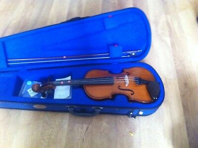 Stentor Student I violin 3/4 size Good condition