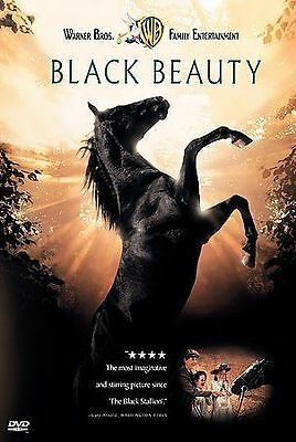 New! Sealed! Black Beauty Dvd - Warner Bros - Free Shipping In Canada!