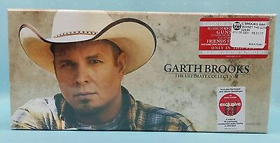 Brand New - GARTH BROOKS - The Ultimate Collection 10-Disc Set Pearl Records