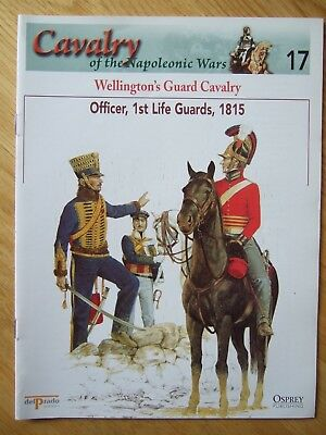 DEL PRADO- CAVALRY-NAPOLEONIC WARS -No 17 WELLINGTONS GUARD CAVALRY
