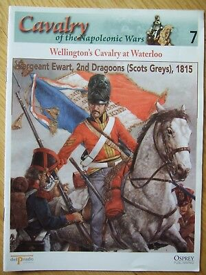 DEL PRADO-CAVALRY-NAPOLEONIC WARS-No7 WELLINGTONS CAVALRY AT WATERLOO