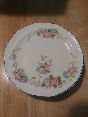 1930's Antique Edwin M. Knowles 9 inch china plate(s) 36-9